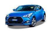 2017 Hyundai Veloster Street Turbo Special Edition 3D Coupe