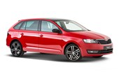 2017 Skoda Rapid Spaceback 120 Edition 4D Wagon
