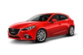 2017 Mazda 3 Touring 5D Hatchback