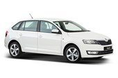 2017 Skoda Rapid Spaceback 92 TSI 4D Wagon