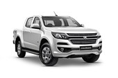 2017 Holden Colorado LT (4x4) Crew Cab P/Up
