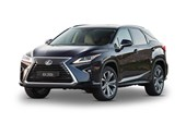 2017 Lexus RX200t Sports Luxury 4D Wagon