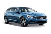 2017 Volvo V60 D4 Luxury Cross Country 4D Wagon