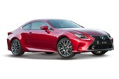2018 Lexus RC 350 Sports Luxury 2D Coupe