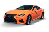 2017 Lexus RC F Carbon 2D Coupe