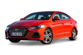 2017 Hyundai Elantra SR Turbo 4D Sedan