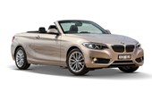 2017 BMW 220i Luxury Line 2D Convertible