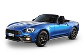 2017 Abarth 124 Spider Launch Edition 2D Roadster