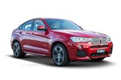 2017 BMW X4 xDrive 35d 5D Coupe
