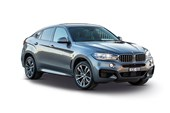 2017 BMW X6 xDrive 40d 4D Coupe