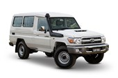 2017 Toyota LandCruiser Workmate (4x4) 2 Seat Troopcarrier