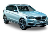 2017 BMW X5 M50d 4D Wagon