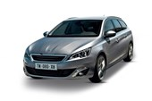 2017 Peugeot 308 Allure Touring 4D Wagon