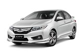2017 Honda City VTi 4D Sedan