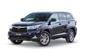 2018 Toyota Kluger Grande (4x4) 4D Wagon