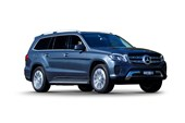 2017 Mercedes-Benz GLS350 d 4Matic 4D Wagon