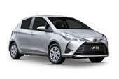 2017 Toyota Yaris Ascent 5D Hatchback