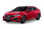 2017 Honda Civic VTi-S 5D Hatchback