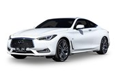 2018 Infiniti Q60 RED Sport 2D Coupe