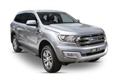2017 Ford Everest Trend (4WD) 4D Wagon