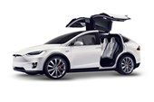 2017 Tesla Model X 75D (75XB) 4D Wagon