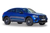 2017 Mercedes-Benz GLC250 4D Coupe