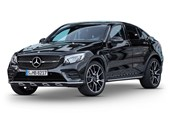 2017 Mercedes-Benz GLC43 4D Coupe