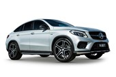 2017 Mercedes-Benz GLE63 S 4Matic 4D Coupe