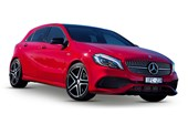 2017 Mercedes-Benz A180 5D Hatchback
