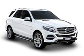 2017 Mercedes-Benz GLE250 d 4Matic 4D Wagon