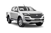2017 Holden Colorado LS (4x4) Crew Cab P/Up
