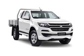 2018 Holden Colorado LS (4x4) Space C/Chas