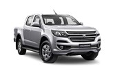 2017 Holden Colorado LT (4x2) Crew Cab P/Up
