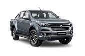 2017 Holden Colorado LTZ (4x4) Crew Cab P/Up