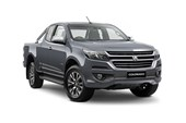 2017 Holden Colorado LTZ (4x4) Space Cab P/Up