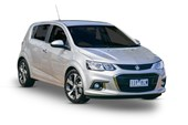 2018 Holden Barina CD 5D Hatchback