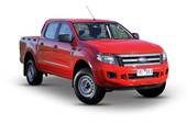 2017 Ford Ranger XL 2.2 Hi-Rider (4x2) Crew Cab P/Up