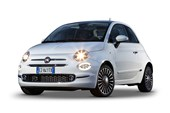 2017 Fiat 500 Lounge 3D Hatchback