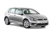 2017 Volkswagen Golf 110 TSI Highline 5D Hatchback