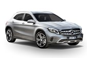 2017 Mercedes-Benz GLA220 d 4D Wagon
