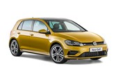 2017 Volkswagen Golf R 5D Hatchback