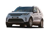 2017 Land Rover Discovery TD6 S 4D Wagon