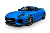 2017 Jaguar F-Type SV8 R AWD (404kW) 2D Convertible
