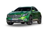 2017 Mercedes-Benz GLA 250 4Matic 4D Wagon