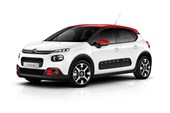 2017 Citroen C3 Shine 1.2 Pure Tech 110 4D Wagon