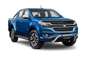 2018 Holden Colorado Storm (4x4) Crew Cab P/Up