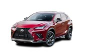 2018 Lexus NX 300 Luxury (FWD) 4D Wagon
