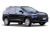 2018 Jeep Cherokee Limited (4x4) 4D Wagon