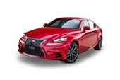 2017 Lexus IS300 F Sport 4D Sedan