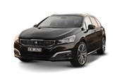 2018 Peugeot 508 Allure HDi Touring 4D Wagon